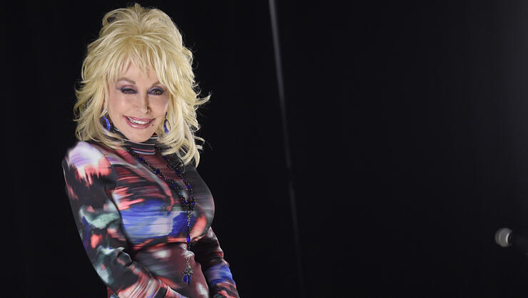 Dolly Parton Needs Extras for Her Netflix Series | iHeartRadio