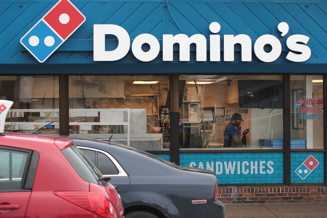 Domino's Pizza Getty Images