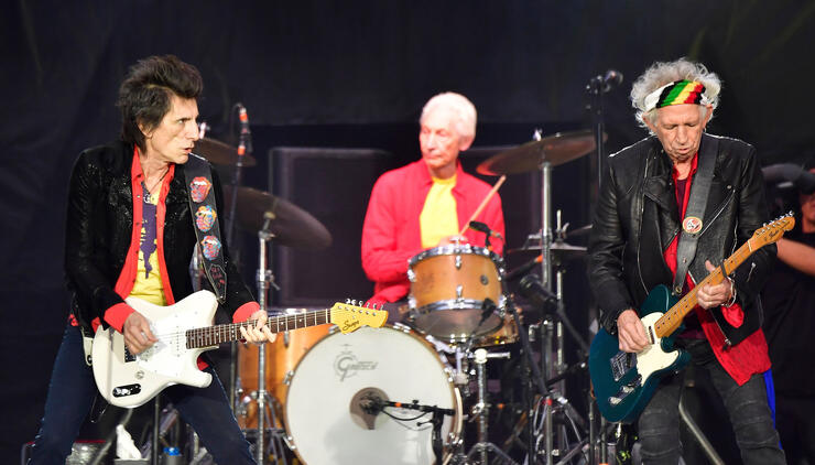 Rolling Stones' Manager Offers Opinion on the Band's Longevity
