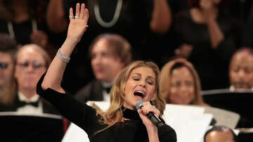 Country News - Faith Hill Performs 'What A Friend We Have' At Aretha Franklin's Funeral