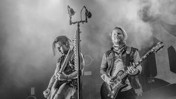 Rock Show Pix - Shinedown at the Xfinity Center