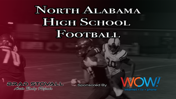 North Alabama Football - North Alabama HS Football Schedule | Week 10