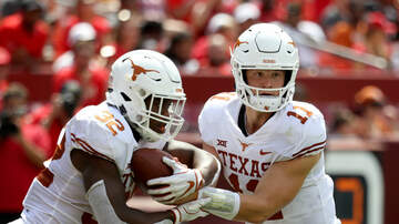 None - Longhorns lose season-opener to Maryland
