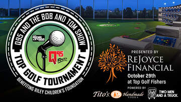 None - Top Golf Tournament 2018 presented by Rejoyce Financial