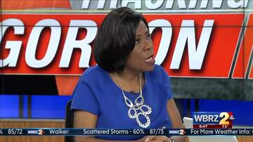 DEMCO Stormwatch - Broome Tells WBRZ Residents Should Be Prepared (VIDEO)