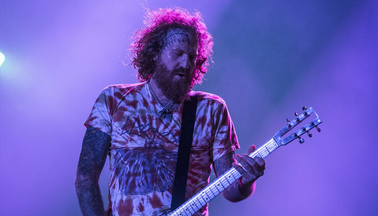 Mastodon's Manager Is Fighting Pancreatic Cancer