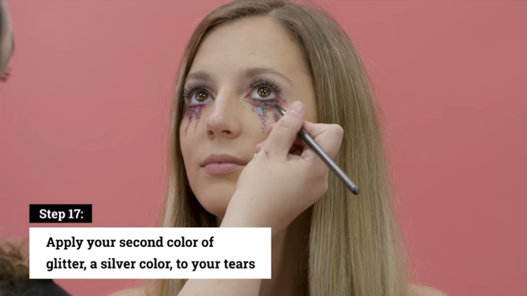 "Carrie Underwood ""Cry Pretty"" Makeup Look"