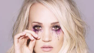 iHeartRadio Music Festival - How To Recreate Carrie Underwood's 'Cry Pretty' Makeup Look (VIDEO)