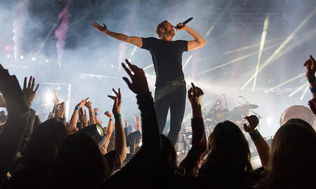 Entertainment News - Imagine Dragons Headlining Event To Honor Military For Memorial Day