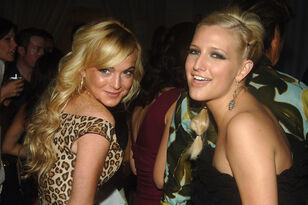 Ashlee Simpson Reveals Her Song 'Boyfriend' Was About Lindsay Lohan