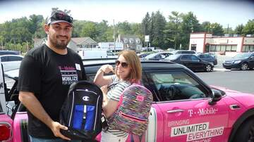 Photos - Photos: T-Mobile Back To School Event with ZZO!