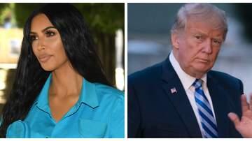 Angie Martinez - Kim Kardashian Meets With Pres. Trump To Help Free Man
