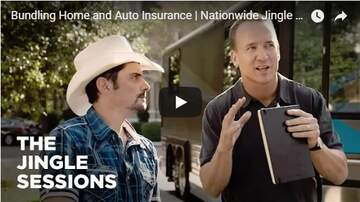 Todd Berry - WATCH: Brad Paisley & Peyton Manning team up again