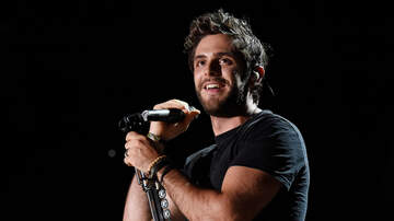 Tonee - Thomas Rhett's AMA Red Carpet Look Shows Family Love