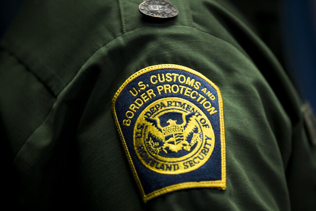 U.S. Customs and Border Protection Getty