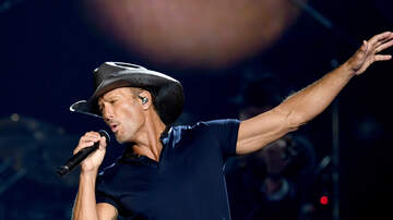 Dollar Bill - Tim McGraw injured himself fishing?!