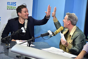 Jimmy Fallon Announces He'll Be Co-Hosting Radio Show with Elvis Duran