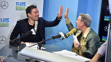 Elvis Duran - Jimmy Fallon Announces He'll Be Co-Hosting Radio Show with Elvis Duran