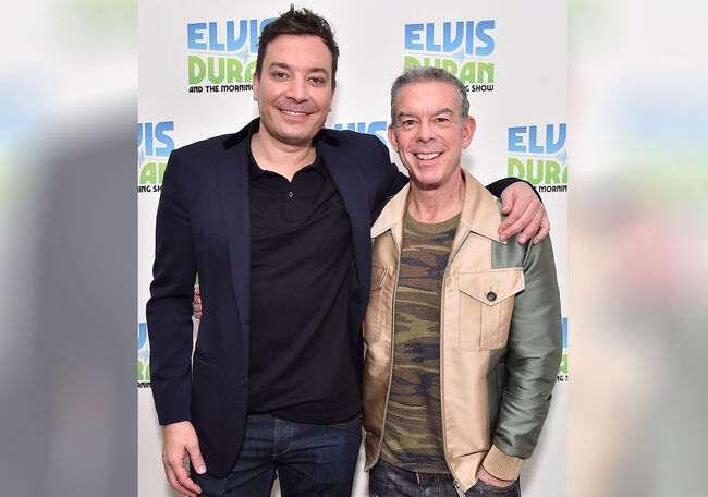 Jimmy Fallon on Elvis Duran and the Morning Show