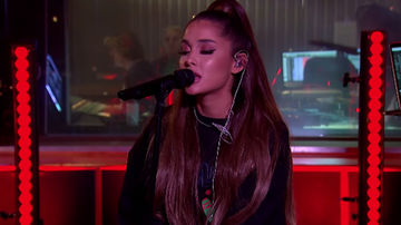 Carter - Ariana Grande to Perform in Las Vegas on NYE Weekend After Taking Time Off
