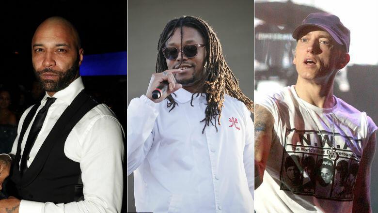 Lupe Fiasco Says He Could 'Destroy' Eminem & Joe Budden In A Rap Battle