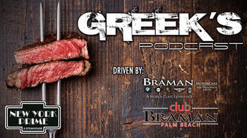 Greek's Podcast - Greek's Podcast 2018/19 - Episode 5