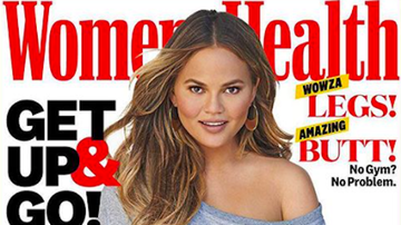 "Ryan Seacrest - Chrissy Teigen Opens Up About Happily Ditching Her ""Swimsuit-Model Weight"""