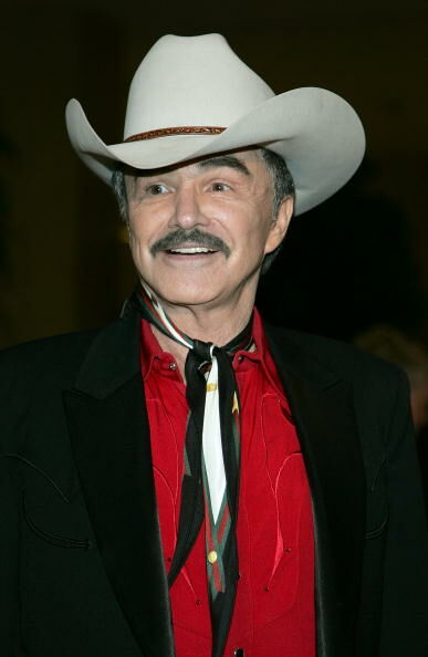 Burt Reynolds - Getty