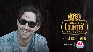 Contest Rules - Enter to win a trip to iHeartCountry LIVE with Jake Owen