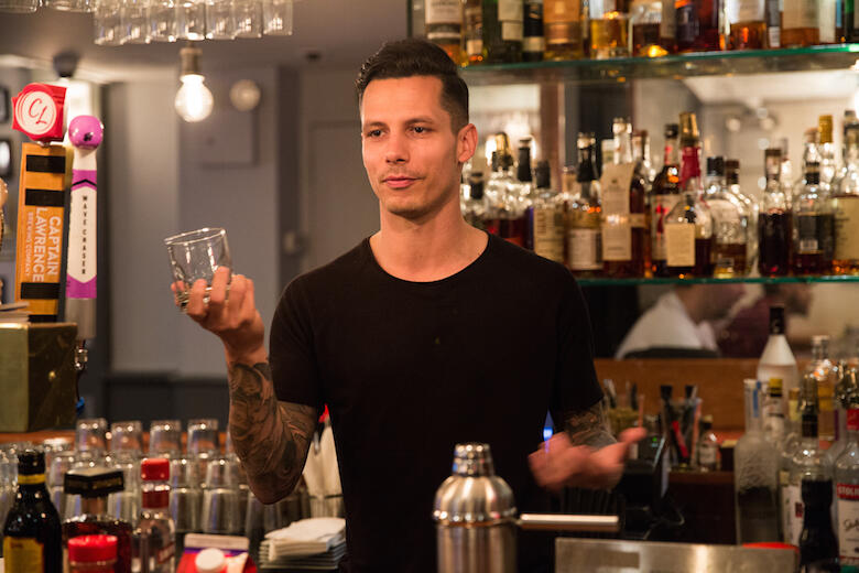 Devin Dawson Teaches How to Make His Own Signature Cocktails (VIDEO)