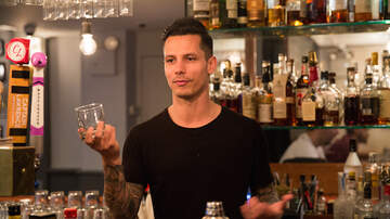 iheartradio-lifestyle - Devin Dawson Teaches How to Make His Own Signature Cocktails (VIDEO)