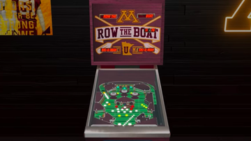 Gopher - Gophers turn Antoine Winfield's punt return into a pinball machine! | KFAN