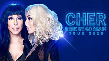 None - Cher Here We Go Again Tour Charlotte and Raleigh