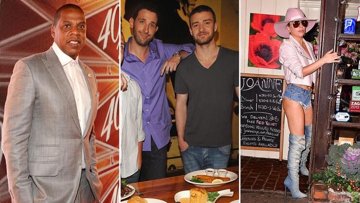 14 Celebs With Restaurants | iHeartRadio