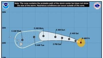 Sejika - Hurricane Olivia Begins Path Towards Hawaiian Island
