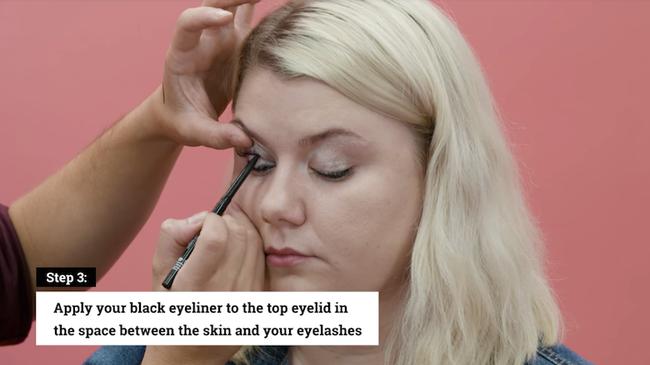 Stevie Nicks '80s Makeup
