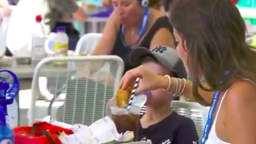Angie Martinez - Woman Caught Dipping Chicken In Her Coke Speaks Out