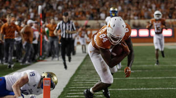 - Texas picks up home win against Tulsa