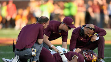 Gopher - Gophers concerned as Senior Running Back Rodney Smith lost to injury | KFAN