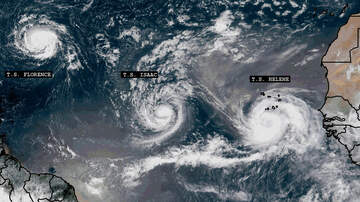 None - Florence Becomes A Hurricane, Takes Aim At US Southeast