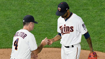 Twins - Twins' Santana may miss rest of season because of finger | KFAN