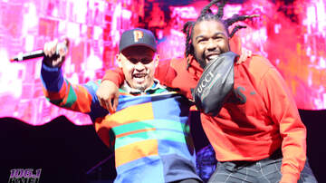 None - P-Lo Brings Out IAMSU at #KMELSummerJam