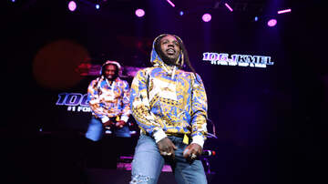 None - Jacquees Brought His Dance Moves Out at #KMELSummerJam