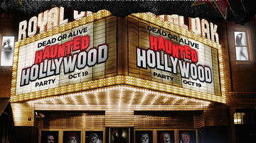 Mojo in the Morning - Mojo's Dead or Alive Haunted Hollywood Halloween Party