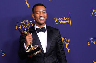 John Legend Makes History, Becomes First Black Man To Reach EGOT Status