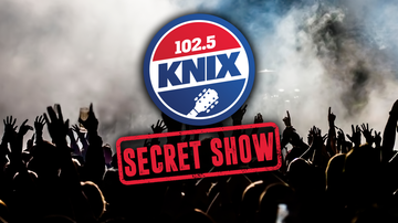 KNIX Secret Show - Our Sixth KNIX Secret Show Returns To Marquee Theatre On October 17th!