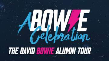 None - A Bowie Celebration at The Agora