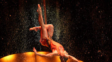 Photos - Redmond Cirque du Soleil Sprays Audience With Oil