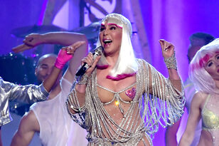 Cher Just Revealed How She Keeps Her Booty Toned At 72