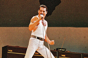 Freddie Mercury Biopic Will Premiere at the Most Appropriate Location